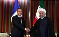 Iran, France Presidents meet in New York