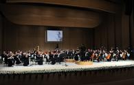 "Uzeyir Hajibeyli Int'l Music Festival comes to end <span class=""color_red"">[PHOTO]</span>"