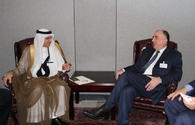 Azerbaijani FM meets OIC Secretary General in New York