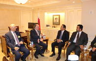 "Azerbaijani FM holds meetings with Qatari, Lithuanian counterparts <span class=""color_red"">[PHOTO]</span>"