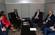 "Azerbaijani FM holds several bilateral meetings <span class=""color_red"">[PHOTO]</span>"