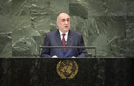 Azerbaijani FM: Armenia's prosperity impossible without peace, good neighborly relations