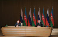 Ilham Aliyev: Inter-regional co-op to complement friendly, good-neighborly relations between Azerbaijan, Russia