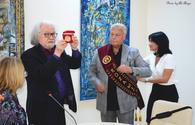 "Azerbaijani artist receives international award <span class=""color_red"">[PHOTO]</span>"