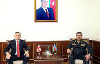 Azerbaijan, Georgia discuss military-political situation in region
