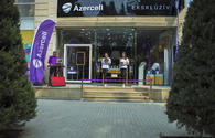 "Azercell opens new exclusive shop in Agjabadi <span class=""color_red"">[PHOTO]</span>"