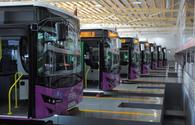 Passenger buses with Euro 6 engine to be delivered to Baku