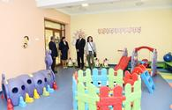 "Azerbaijani president, First Lady inaugurate orphanage-kindergarten in Guba <span class=""color_red"">[PHOTO]</span>"