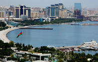 South wind to blow in Baku