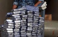 Iran seizes record amount of drugs