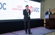 Third quarterly meeting of the IADC Caspian Chapter has been held