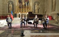 "Azerbaijani music sounds at Italy's President Palace <span class=""color_red"">[PHOTO/VIDEO]</span>"