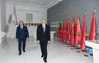 "President Ilham Aliyev inaugurates Flag Museum in Lerik <span class=""color_red"">[PHOTO]</span>"