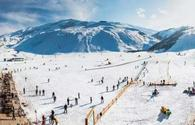 Shahdag, one of best ski resorts in CIS area