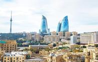 Baku awaits changeably cloudy weather