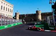 Formula 1 Azerbaijan Grand Prix 2019 tickets on sale