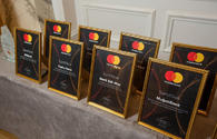 "Mastercard awards banks in Azerbaijan <span class=""color_red"">[PHOTO]</span>"