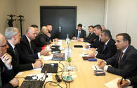 "Azerbaijani defense minister meets leadership of large Czech holding <span class=""color_red"">[PHOTO]</span>"