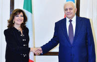 Senate president: Italy sees Azerbaijan as one of most loyal partners