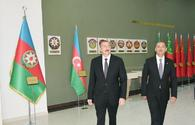 "President Ilham Aliyev inaugurates Flag Museum in Imishli <span class=""color_red"">[PHOTO]</span>"