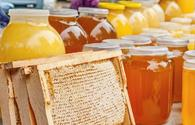 Over 100 tons of honey sold at Baku Fair