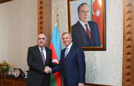 "Vice Speaker: There is great potential for cooperation between Estonia, Azerbaijan <span class=""color_red"">[PHOTO]</span>"
