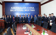"Azerbaijani customs officers meet with Chinese businessmen <span class=""color_red"">[PHOTO]</span>"