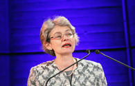Baku Humanitarian Forum looking for ways to solve global issues: Bokova