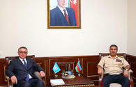 Azerbaijan Defense Minister meets with UN Assistant Secretary General