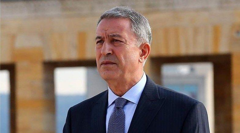 Image result for Turkish Defense Minister Hulusi Akar, Pictures