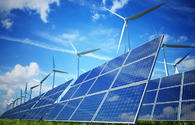 Azerbaijani Energy Ministry mulls renewable energy sources