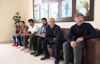 "Illegal migrants detained in Azerbaijan <span class=""color_red"">[PHOTO]</span>"