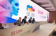 "Azerbaijani minister talks use of digital, blockchain technologies in tax administration <span class=""color_red"">[PHOTO]</span>"