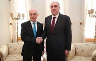 "Foreign Ministers of Azerbaijan, Georgia discuss regional issues <span class=""color_red"">[PHOTO]</span>"
