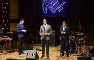 "Baku International Jazz Festival wraps up with spectacular show <span class=""color_red"">[PHOTO]</span>"
