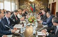 "Azerbaijani FM meets with Bulgarian counterpart <span class=""color_red"">[PHOTO]</span>"