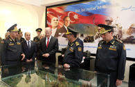 "Minister: Use of Azerbaijani satellite by army increases military capabilities <span class=""color_red"">[VIDEO/PHOTO]</span>"