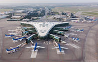Heydar Aliyev International Airport among TOP3 most unusual airports