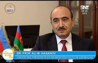 Paraguayan TV channel SNT airs program on Azerbaijan
