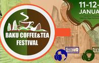 Baku Coffee and Tea Festival due in capital