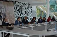 "Azerbaijan's organ music discussed in Baku <span class=""color_red"">[PHOTO]</span>"