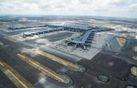 First flight carried out from new Istanbul Airport to Baku