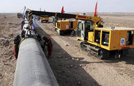 Turkey, Turkmenistan discuss Trans-Caspian gas pipeline