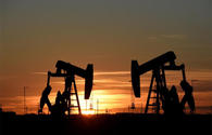 Azerbaijan's oil up in price
