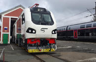 Alstom reveals time of delivering first freight locomotive for BTK to Azerbaijan