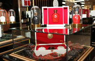 Azerbaijani fragrances put on sale in Doha