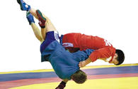 National sambo team wins world championship's silver