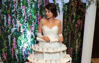 "Unique wedding dress surprises fashion lovers <span class=""color_red"">[PHOTO]</span>"