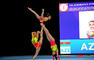 "FIG Acrobatic Gymnastics World Cup podium training kicks off in capital <span class=""color_red"">[PHOTO]</span>"