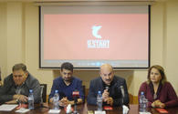 "Baku hosts press conference ahead of START Film Festival <span class=""color_red"">[PHOTO]</span>"
